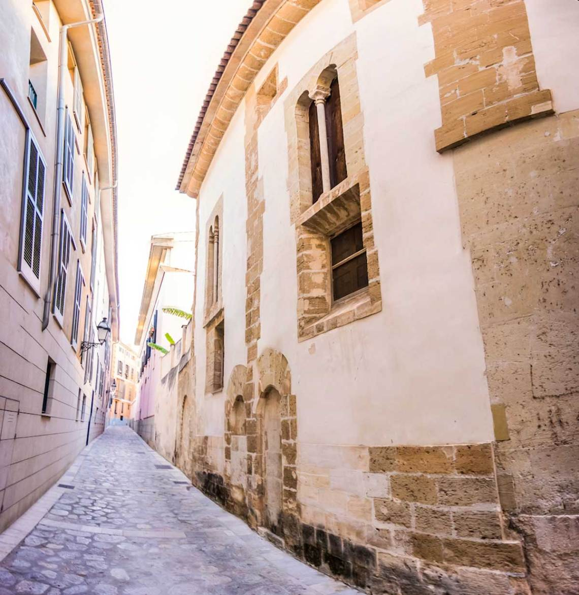 Call de Palma de Mallorca. © Red de Juderías de España