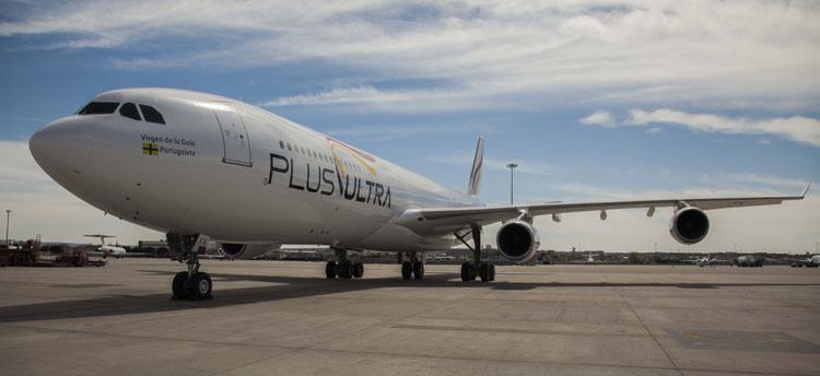 Los vuelos Madrid-Caracas de Plus Ultra | Tu Gran Viaje