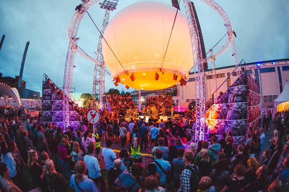 Festival Flow. © Jussi Hellsten | Verano en Finlandia | Tu Gran Viaje