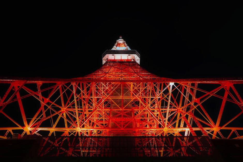 Visitar la Torre de Tokio. Tu Gran Viaje a Japón