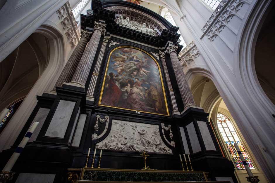 Catedral de Nuestra Señora. Amberes Barroco © Tu Gran Viaje | Maestros Flamencos