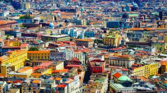 Oferta Vuelos Málaga Nápoles Ryanair | Tu Gran Viaje