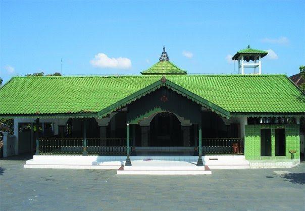 Masjid Ad-Dorojatun Pathok Negoro Babadan Tugu Wisata