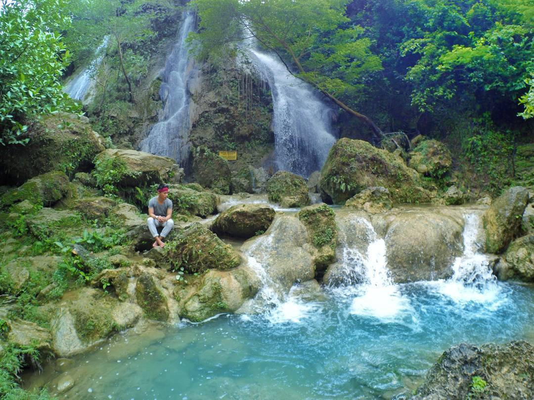 air terjun sri gethuk