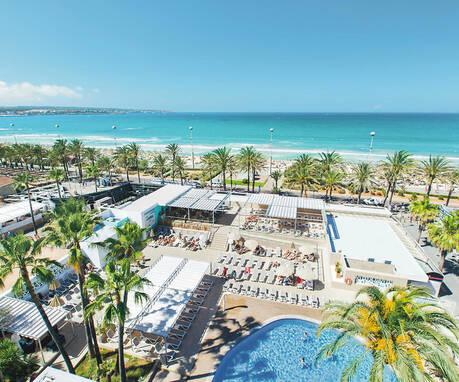 urlaub playa de palma mit tui nach