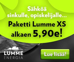 Web Banner for Lumme #1
