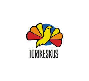 Torikeskus logo for a shopping centre
