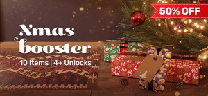 Xmas Booster | In-Game Promo