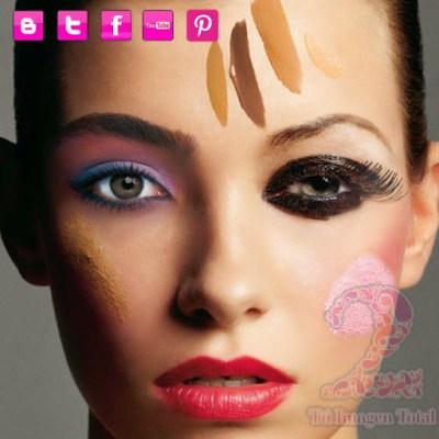 Errores de maquillaje más comunes