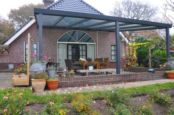 Aluminium German made Garden Veranda