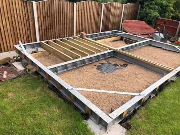 Timber Frame Base