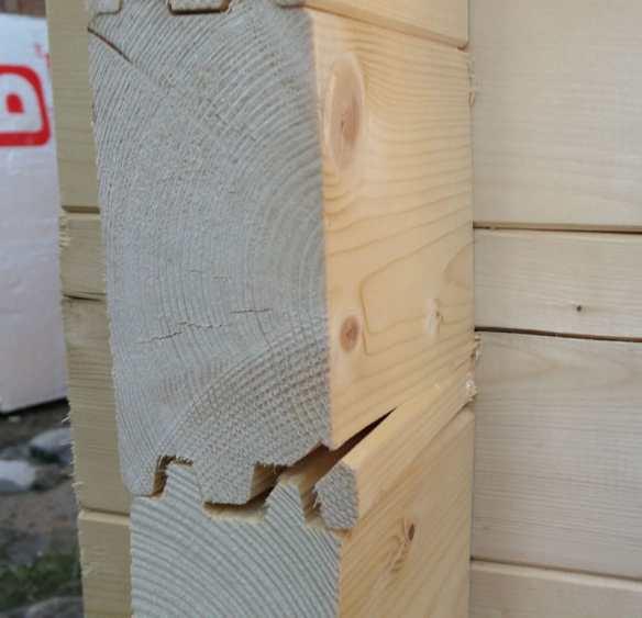 Split log during install
