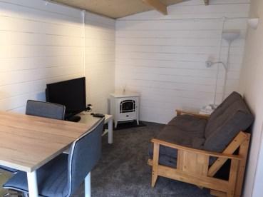 Hendrick Log Cabin