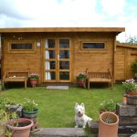 Articles about our 28mm log cabins