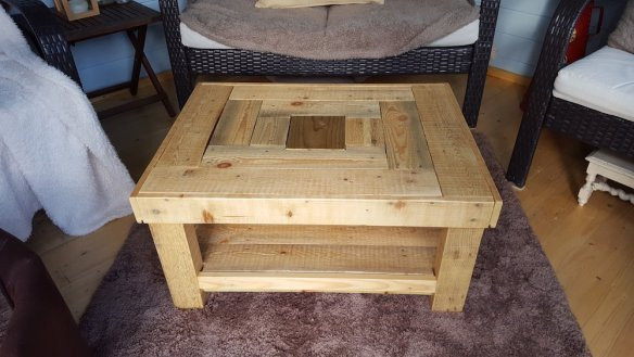 Handmade Wooden Table