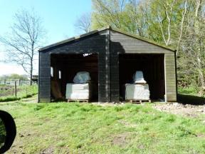 Shepherd Hut Packaged
