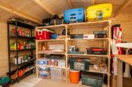 Gunda Leftover Wood Shelves