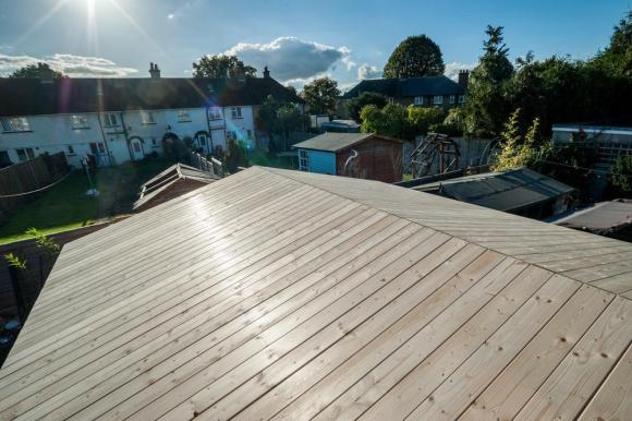 Gunda Roofing Finished