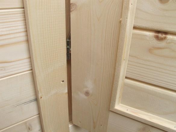 Double Door Installation