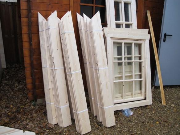 Kennet Logs Organised
