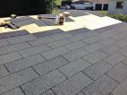Derby Log Cabin Shingle Installation