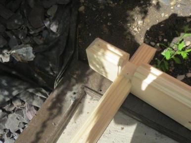 Agnes Interlocking Logs