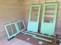 Jenny Double Doors Painted