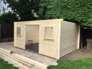 Cabin Roof Start