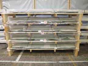 Glass Panel Storage
