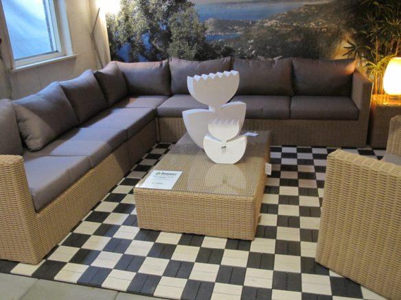 The Oakland Wicker Lounge Set