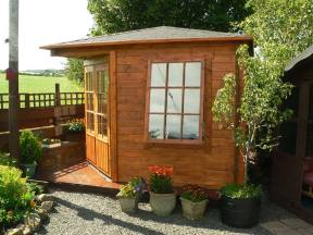 The Emma Corner Log Cabin