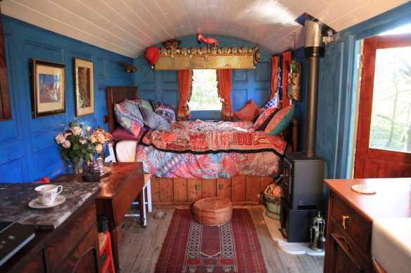 Bohemian Style Shepherd Hut
