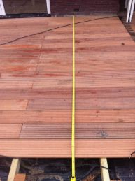 Decking Board Installation