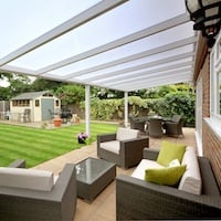 Garden Verandas And Canopies Supplied By Tuin