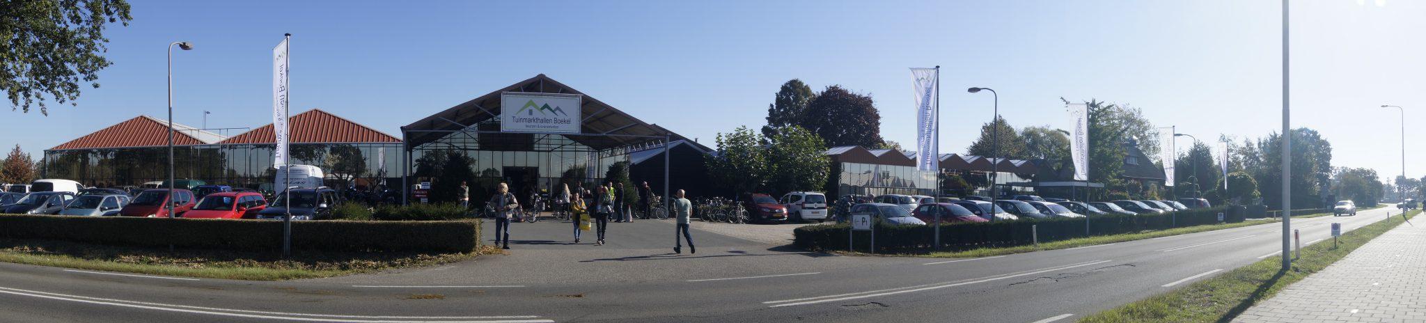 Tuinmarkthallen Boekel