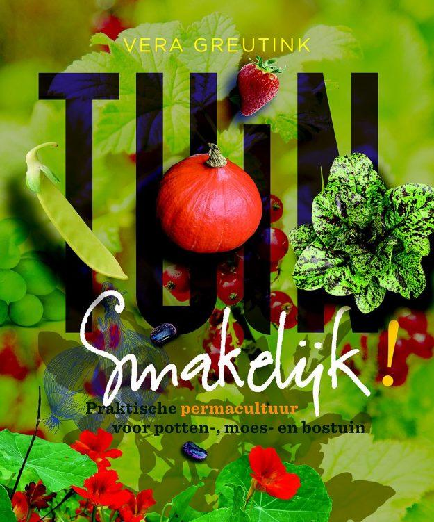 Boek 'Tuin smakelijk!'