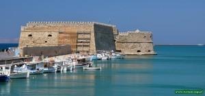 Heraklion - fort Kastro Koule
