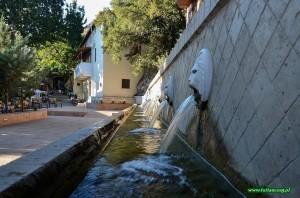 Spili - źródła najczystszej wody na Krecie