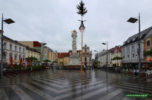 Rynek w St. Polten