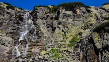 Wodospad Skok, Tatry słowackie