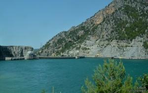 Rejs statkiem - Zielony Kanion