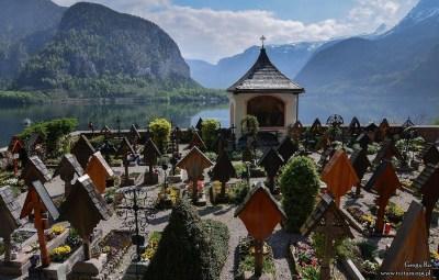 Hallstatt, cmentarz