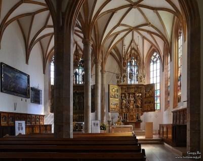 Hallstatt, kościół Farny