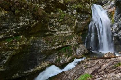 Wodospad VOJE