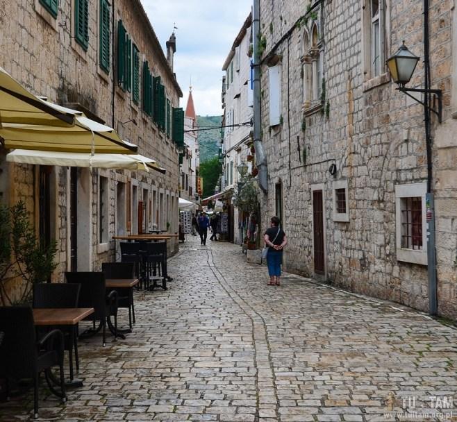 TROGIR - stare miasto