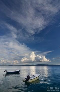 TROGIR - wybrzeże