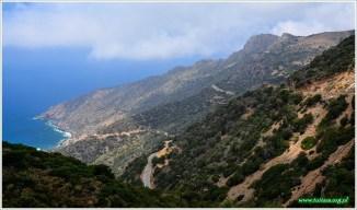 KRETA - przejazd na Elafonisi