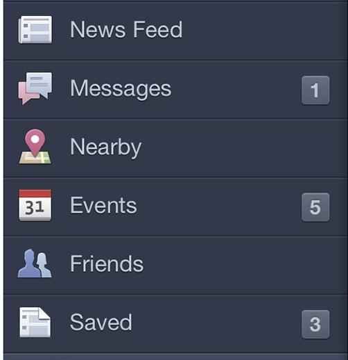 save facebook