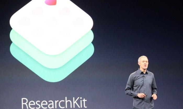 researchKit-Apple-sante-medicale