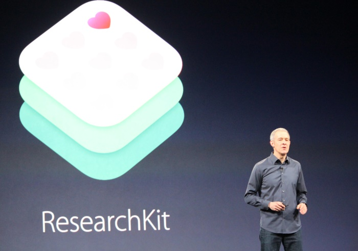 researchKit-Apple-sante-medicale